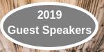 2019 Guest Speakers