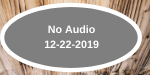 no audio 12-22