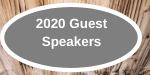 2020 Guest Speakers